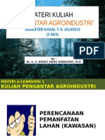 Materi Kuliah Ke 3 (E-learning 1) Pengantar Agroindustri_kelas Pagi_didiet (2014_2015)