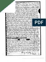 Carta de Kayla Mueller