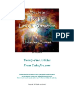 Secrets Law of Attraction