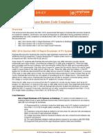 Enphase NEC 2014 Compliance