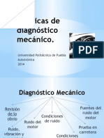 Tecnicas de Diagnostico Mecanico 4