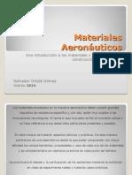 Materiales Aeronauticos