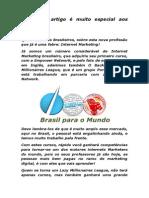 Hoje Este Artigo é Muito Especial Aos Brasileiros
