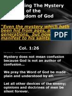 the gospel of the kigdom of god 128