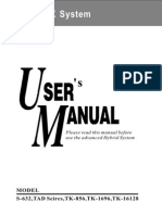 TAD,TK Series PBX Operate Manual.pdf