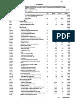 Presupuesto Sap Totoray