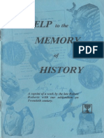 Help to the Memory of History