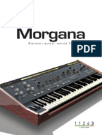 Morgana 1 2 Manual