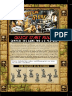 Fortune and Glory Quickstart Rules