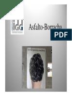 Asfalto Borracha