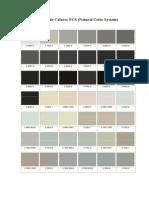 Natural Color System (NCS)
