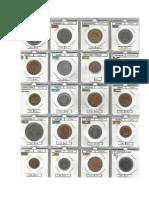 Monedas de Todo el Mundo