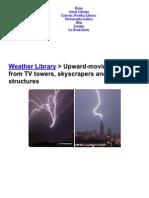 Lightning Strikes Types