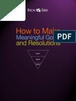 Goals Resolutions Promo PDF