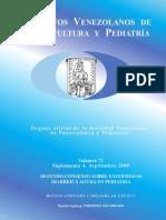 Segundo Consenso Sobre Enf Diarreica en Pediatria