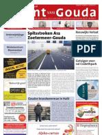De Krant van Gouda, 22 januari 2010