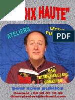 Dossier Pr-sentation Lecture - Haute Voix