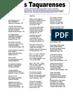 *LetrasTaquarenses Nº 62 Jan/Fev 2015 * Antonio Cabral Filho - RJ