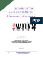 Reto Hola Martin 2015