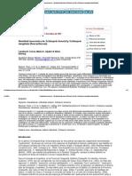 Darwiniana, Nueva Serie - Identidad Taxonómica de Schinopsis Lorentzii y Schinopsis Marginata (Anacardiaceae)