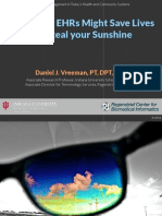 2015 02 10 - Why Using EHRs Might Save Lives but Steal your Sunshine
