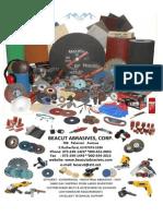 Beacut Abrasives Catalog