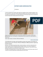 Civil engineering article