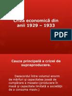Criza Din 1929