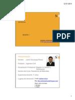 1401 Sesion 1 Análisis de Estructuras Planas UPN JOrccosupa