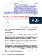 Res ENRE_444_2006