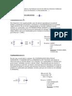 Condensadore y Bobinas en CC y AC