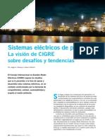 Vision de Cigre en SEP