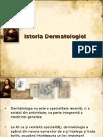 Istoria dermatologiei