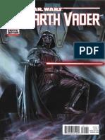 Darth Vader exclusive preview