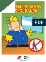 07 - Use Sempre Botas de Segurança