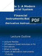 Lecture 3_ Financial Derivatives