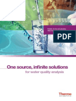 BR 70541 Water Quality Analysis BR70541 En