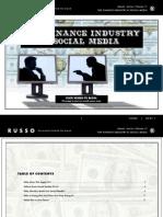 TRG eBook – Social Media & the Finance Industry