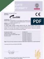 CE121128E05 R00 Bureau Veritas C31 Cer