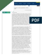 Direitos Políticos - Perda, Suspensão e Controle Jurisdicional-Resenha Eleitoral TRESC