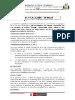 03 Especficaciones Tecnicas ACTUALES