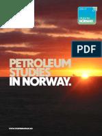 Petroleum Engineering Studies Norway