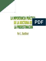 La Importancia de La Práctica de La Doctrina de La Predestin2