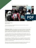 30-01-2015 PeriódicoDigital,Com - Solución de Casos de Violencia Escolar Involucra a Todos; RMV