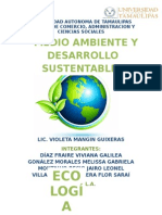 Ecologia and Medio Ambiente