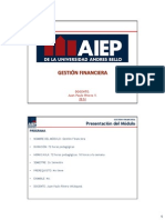 Gestión Financiera aiep pev 2014 ip