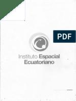 INSTITUTO ESPACIAL ECUATORIANO
