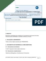 PG-0TP-00052-0 Avaliau00E7u00E3o de Vu00E3o-Livre Em Dutos Submarinos e Terrestres