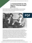 Guy Debord e a Clandestinidade Da Vida Privada