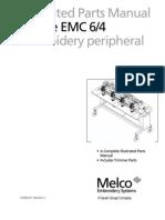 Melco EMC 6/4 parts